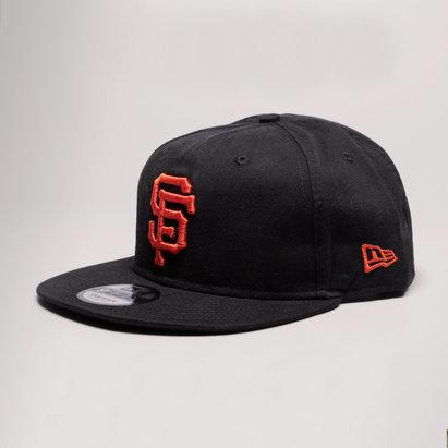 New Era MLB San Francisco Giants 9Fifty Washed Team Cap