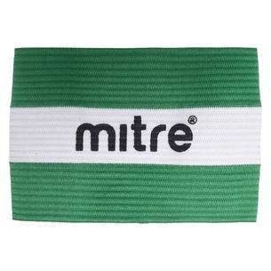 Mitre Captains Armband Green