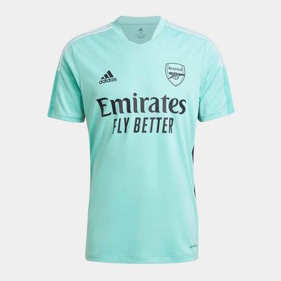 adidas Arsenal Training Shirt 2021 2022 Mens