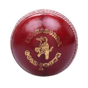 Kookaburra Gold Crown Cricket Ball