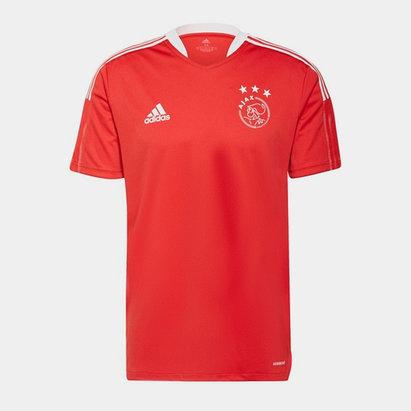 adidas Ajax Training Top 2021 2022 Mens