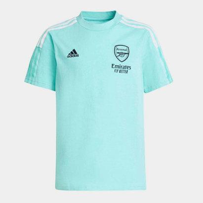 adidas Arsenal T Shirt 2021 2022 Junior