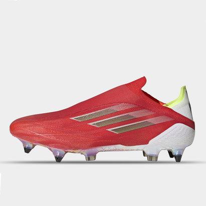 adidas X+ Football Boots Soft Ground