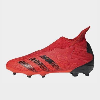 adidas Predator Freak .3 Laceless Junior FG Football Boots