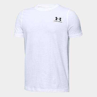 Under Armour EU Kids S S T Shirt