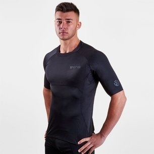 Skins Baselayer Short Sleeve Top Mens