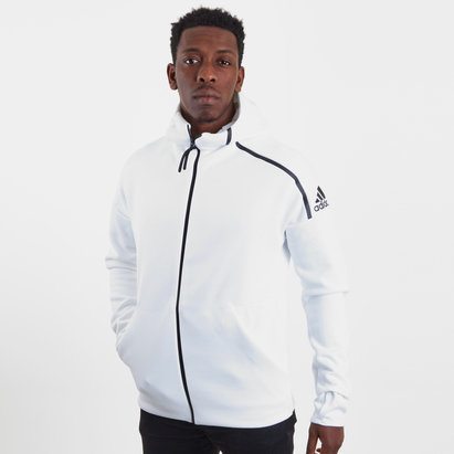 adidas ZNE Fast Release Full Zip Hooded Sweat