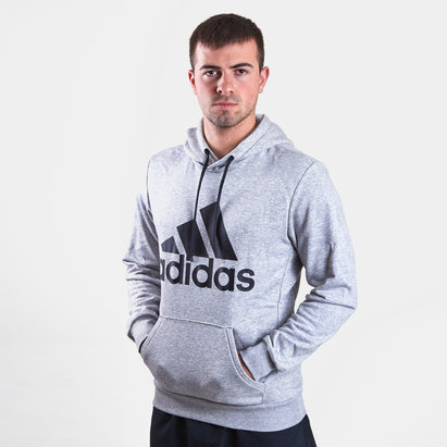 adidas Badge Of Sport Hooded Sweat