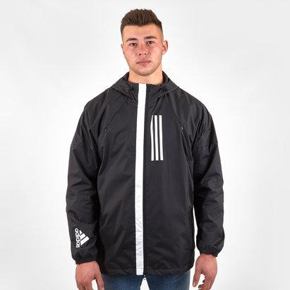 adidas Fleece Lined Wind Jacket