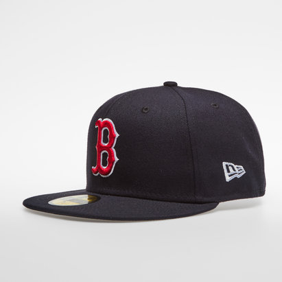 New Era MLB Boston Red Sox Fitted 59FIFTY Cap