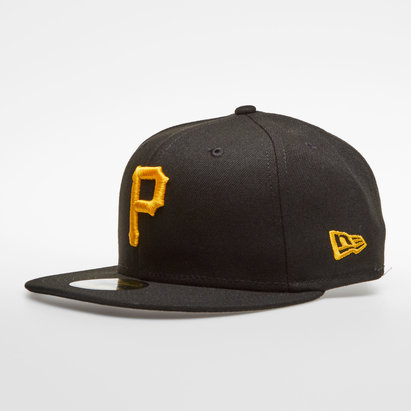 New Era MLB Pittsburgh Pirates Fitted 59FIFTY Cap