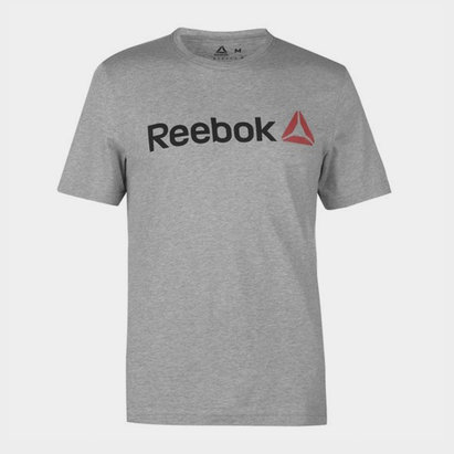 Reebok Boys Graphic Series Training T Shirt