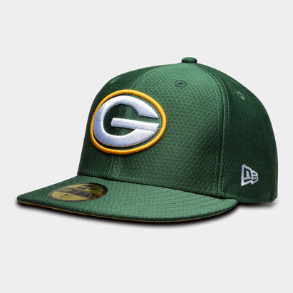 New Era NFL Green Bay Packers 59FIFTY Snapback Cap