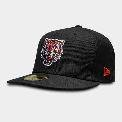 New Era MLB Detroit Tigers 59Fifty Snapback Cap