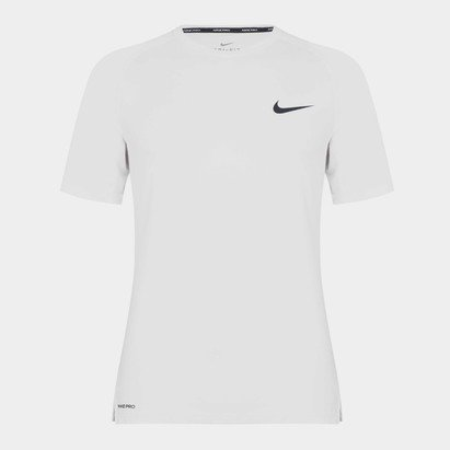 Nike Pro Mens Tight Fit Short Sleeve Top