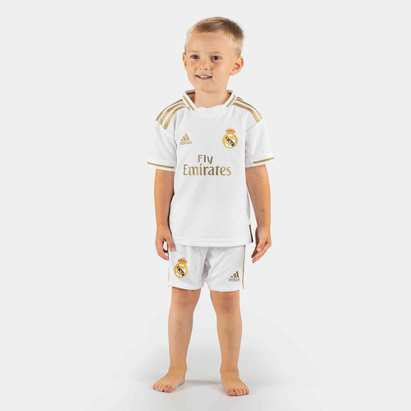 adidas Real Madrid Home Mini Kit 2019 2020