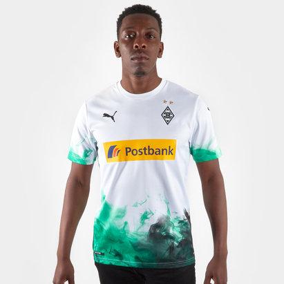 Puma Borussia Monchengladbach 19/20 Home S/S Football Shirt