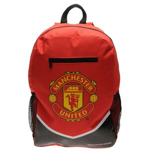 Manchester United Football Backpack