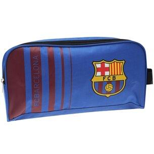 Barcelona Football Shoebag