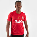 Liverpool 2005 Istanbul S/S Retro Football Shirt