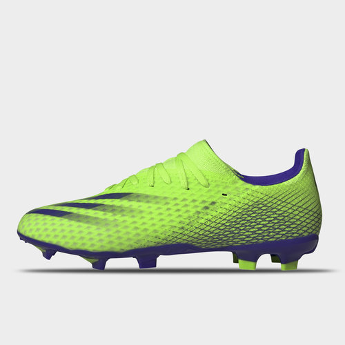 X Ghosted .3 FG Football Boots Mens