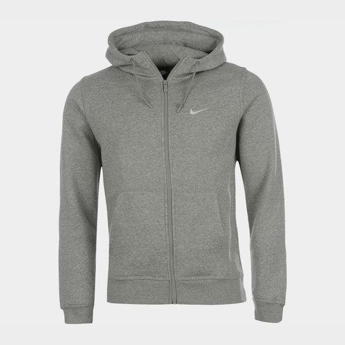 Sportswear Club Fleece Mens Full Zip Hoodie