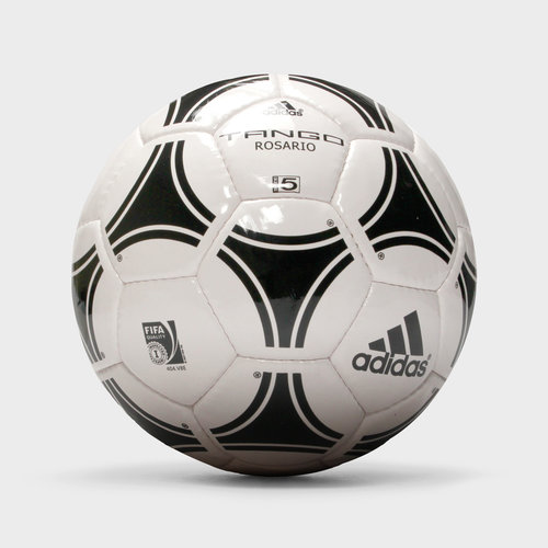 Tango Rosario Training Football White/Black
