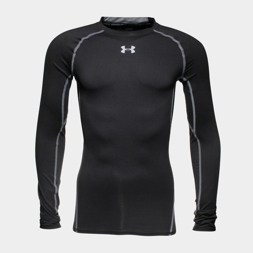 HeatGear L/S Compression Top Mens
