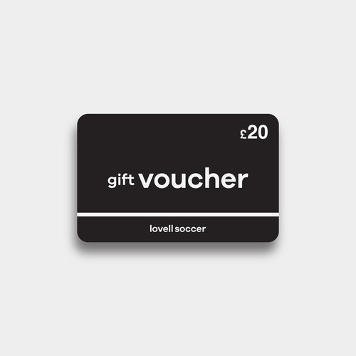 Lovell Soccer £20 Virtual Gift Voucher