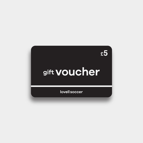 Lovell Soccer £5 Virtual Gift Voucher