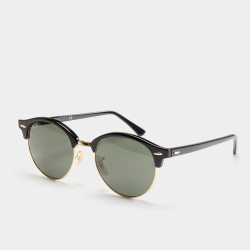 Ray-Ban 4246 901 Clubround Sunglasses