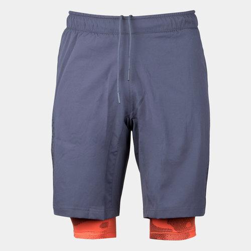 Crazy Train Shorts Mens