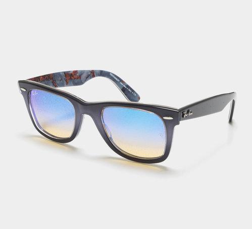 Ray-Ban 2140 Wayfarer Floral Sunglasses
