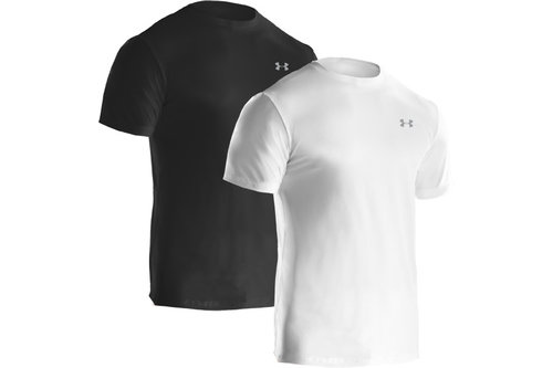 HeatGear Mens Original Relaxed Crew Neck Top