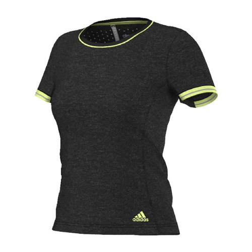 Womens Q2 Supernova Climachill Short Sleeve Running T-Shirt