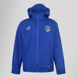 Oldham Athletic Rain Football Jacket