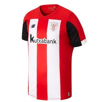 Athletic Bilbao Short Sleeve T Shirt Mens