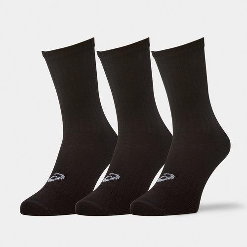 3 Pack Crew Training Socks