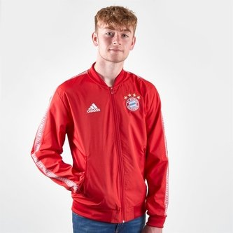 FC Bayern Anthem Jacket Mens