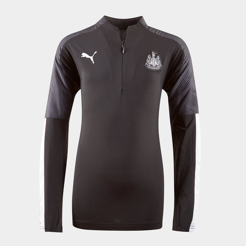 Newcastle United 19/20 Kids 1/4 Zip Training Top