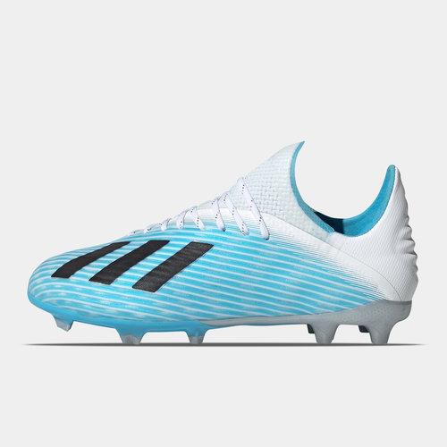 X 19.1 FG Kids Football Boots