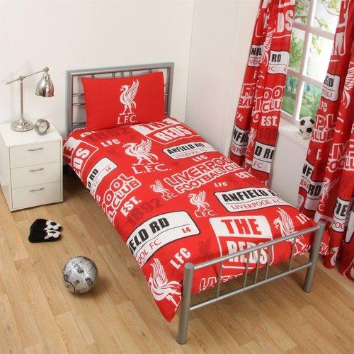 Football Single Duvet Set